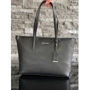 Dámska kabelka CALVIN KLEIN Must Shopper Medium Black