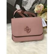 Dámska kabelka GUESS Noelle Mini Crossbody Pink