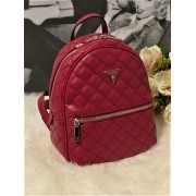 Dámsky ruksak GUESS Cessily Quilted Red