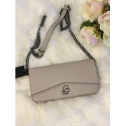 Dámska kabelka Karl Lagerfeld K/Pebble Evening Clutch Hazelwood