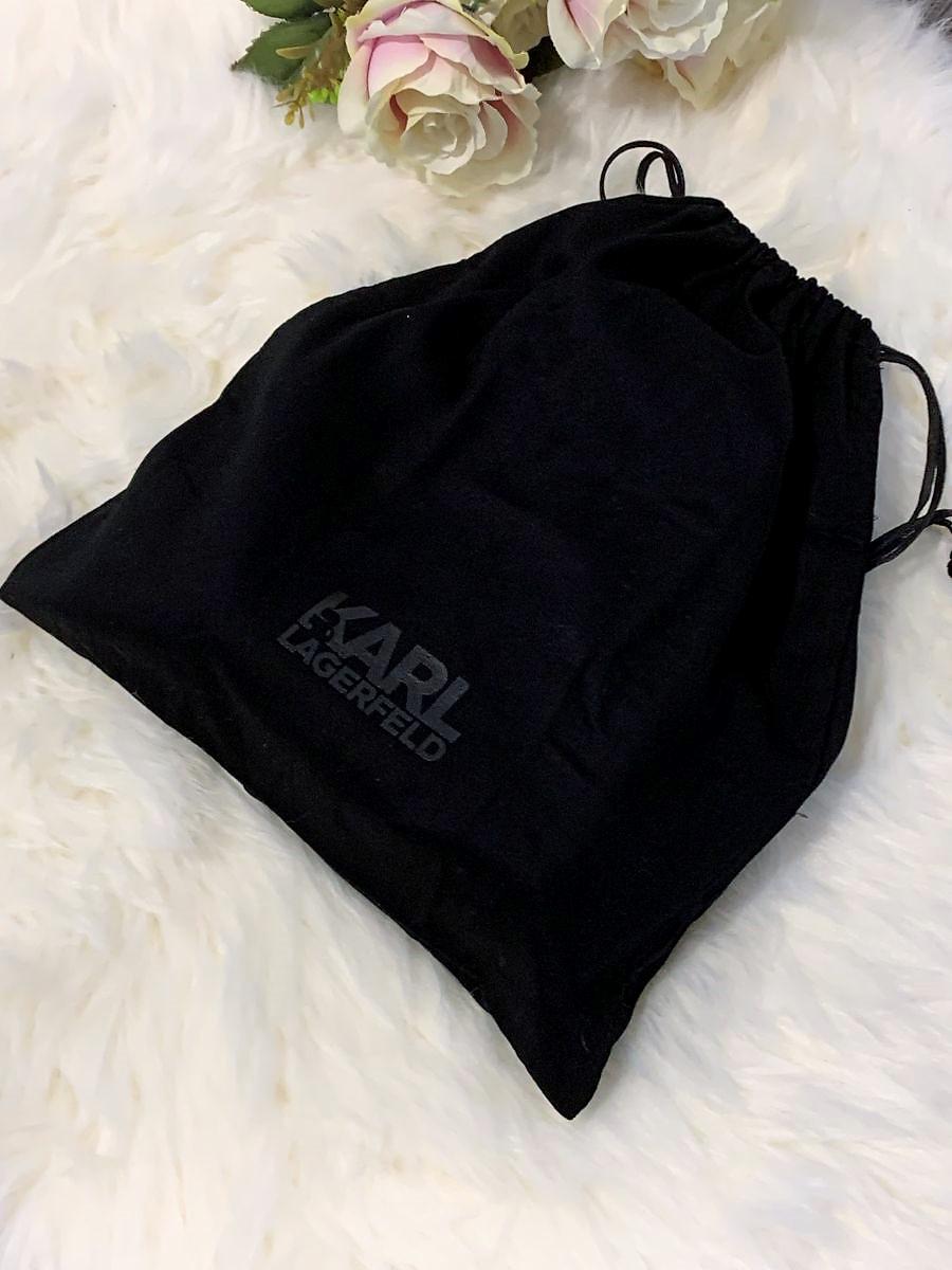 Dámska kabelka Karl Lagerfeld K/Pebble Evening Clutch Hazelwood