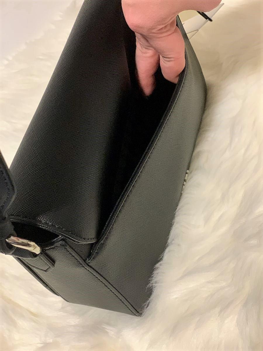Dámska kabelka Karl Lagerfeld K/Kards Shoulderbag Black