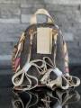Dámsky ruksak MICHAEL KORS Slater Extra-Small Convertible Backpack Brown Multi
