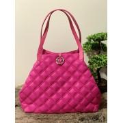 Dámska kabelka Pinko Applicare Shopping Nylon Fuchsia