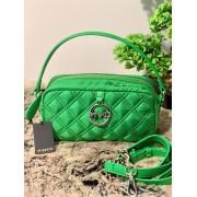 Dámska kabelka Pinko Andare Camera Case Nylon Reciclato Light Green