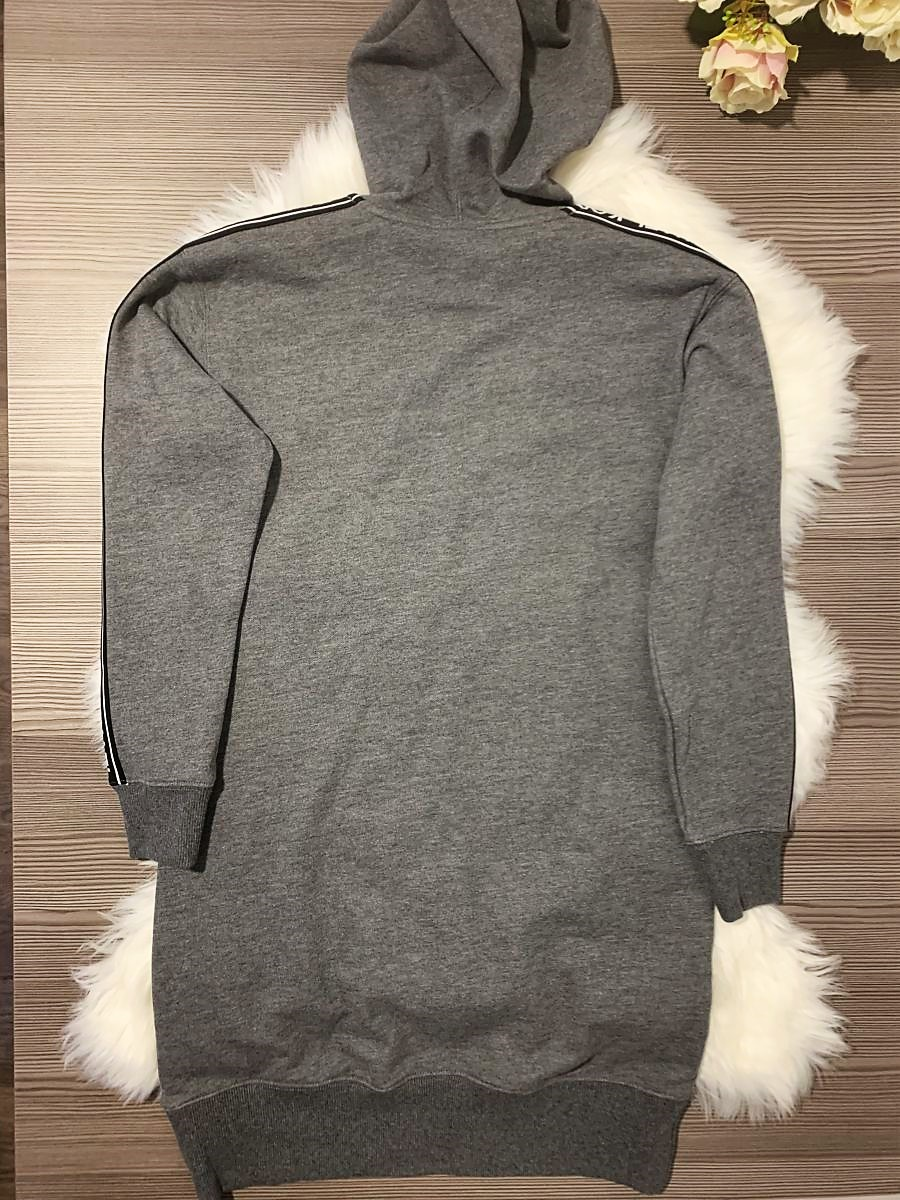 Dámska tunika Michael Kors MKtapehood Grey