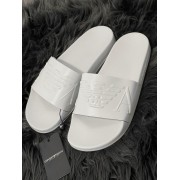 Dámske šľapky EMPORIO ARMANI Beachwear White